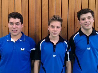 Jungen U18 I - Vorrunde  2015/16