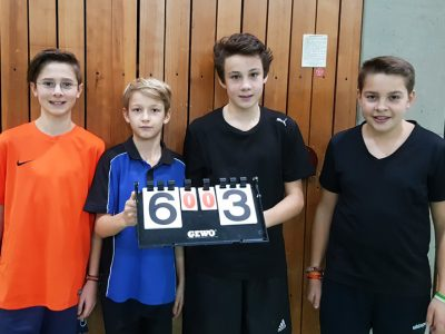 Jungen U15 III - Vorrunde  2016/17