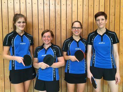 Damen III - Vorrunde  2017/18