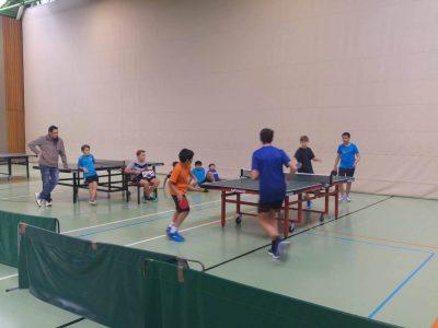 Jugend-Vereinsmeisterschaften