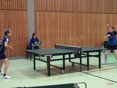 Landesklasse: Damen I mit zwei Siegen an Tabellenspitze