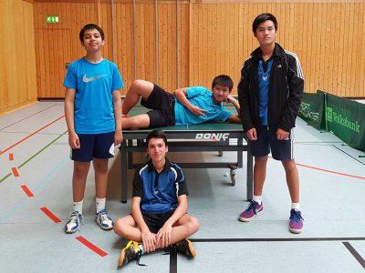 Jungen U18 I weiterhin ohne Punkte in Landesklasse