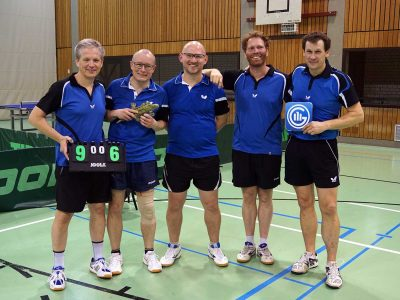 Herren II - Vorrunde  2017/18