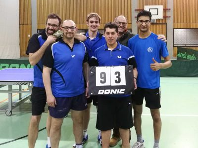 Herren VI – TSV Birkach II
