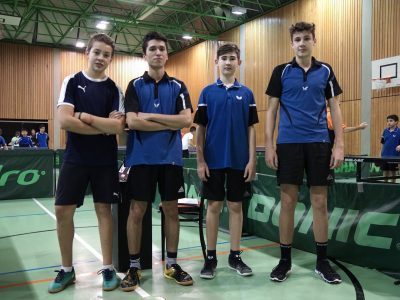 Jungen U18 II - Vorrunde  2018/19