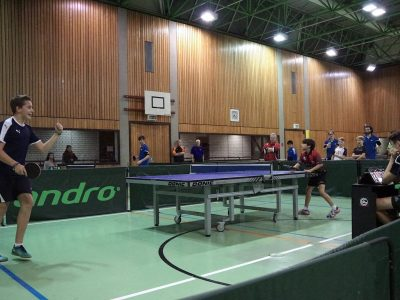 Jungen U18 II halten Sportbund auf Distanz