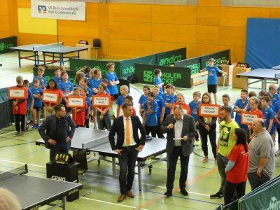 Verbandsentscheid Minimeisterschaften 2019