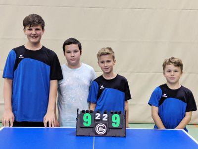 Jungen U15 IV - Vorrunde  2019/20