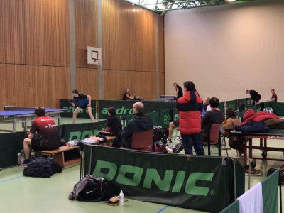 Herren I – DJK Sportbund Stuttgart IV
