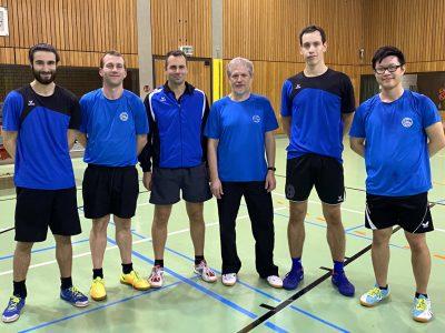 Herren II - Rückrunde  2019/20