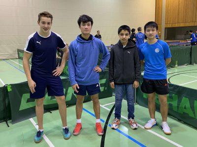 Jungen U18 I - Rückrunde  2019/20